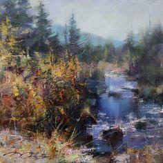 Denis Oktyabr Mountain stream Горная речка