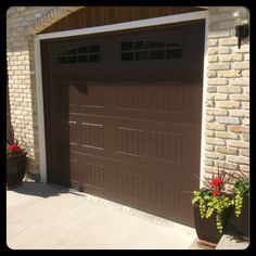 Overhead Door Services offers excellent quality in both new garage door installation, as well as repairs on existing garage doors. Garage Door Maintenance, Garage Door Repair, Residential Garage Doors, Garage Door Installation, Door Stop, Calgary, Outdoor Decor, Knowledge