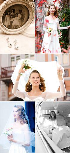 Italian Wedding by Eigirdas Scin – Style Me Pretty