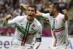 Cristiano Ronaldo? Indeed it is CR7<3