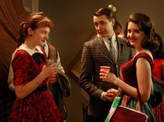 Alison Brie's Breakout Role On 'Mad Men' Looked Like A Bit Part : NPR