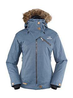 Eider Womens Kensington Jacket Smoke Blue