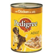 The Pedigree range at Pet Club India will have you covered. Pedigree Adult Chicken Dog Food-Jelly Wet & Jelly are available online with fast delivery from PetClubIndia, the trusted supplier of veterinary medication, foods and animal care products.