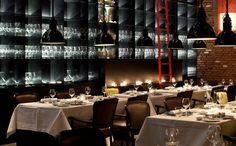beautiful restaurant interior design