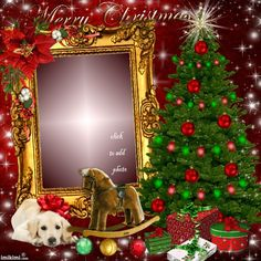 Merry Christmas Christmas Boarders, Christmas Frames, Christmas Photos, Christmas Tree, Rose Frame, Merry Christmas Everyone, Borders And Frames, Picture Frames, Cool Photos