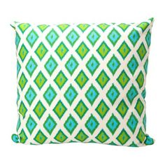 Elisabeth Michael Carnival Pillow