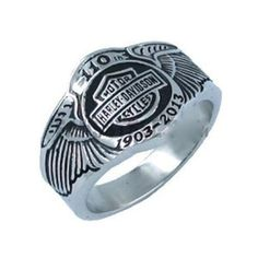 Harley Davidson Ring Your Choice!!. Starting at $8 on Tophatter.com!