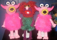 Mahna Mahna Muppet Inspired Amigurumi Pattern by LAMSwoolCrochet
