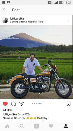 HD Dyna ... Clubstyle   By : Glinding Kustom Motorcycles