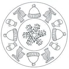 mandala winter