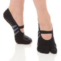 Split Toe Ballet Yoga Sock | Great Soles