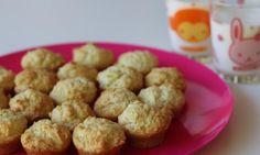 3 ingredient mini muffins