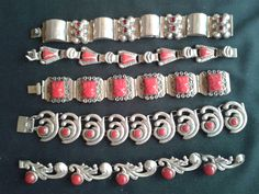 Vintage Sterling Silver Jewelry