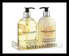 Baylis and Harding Hand Wash, Hand and Body Lotion