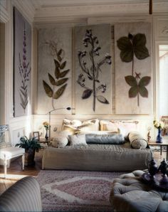 IKSEL decorative arts .:. Projects / Custom Printed Rooms