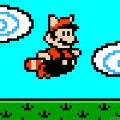 Suit Up Mario! by Brother Brain ★ Super Mario Bros. 3 (NES) Nintendo 1988. Super Mario All-Stars (SNES) Nintendo 1993.