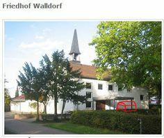 Friedhof Walldorf