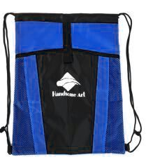 Polyester Sports Drawstring Bag $1.00-3.00 / Piece 3000 Pieces (Min. Order)