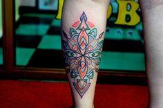 Inspiration and Ideas for Mandala Tattoos