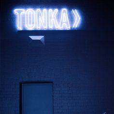 EAT IN THE CITY. Tonka explores the wonderful world of the Orient, where the magic of India is captured through its interior design and menu. With an array of wonderful chef's, the menu is designed with a passion for enhancing seasonal, fresh ingredients in modern and accessible way.