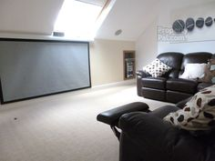 Property For Sale in Ballymoney Home Cinemas, Property For Sale, Man Cave, Loft, Projects, Basements, Unique, Log Projects, Blue Prints