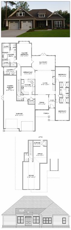 1000 images about jane house on pinterest bedrooms for How many square feet is a 2 car garage