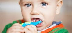 8 Mistakes Rookie Parents Make -- Not brushing baby's teeth You Fitness, Fitness Goals, Fitness Tips, Baby E, Dental Services, Dental Assistant, Care Plans, Newborn Care, Nutrition Information