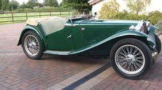 1946 MG TC   eBay