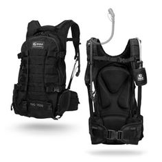 Geigerrig 1600 Hydration Engine Backpack
