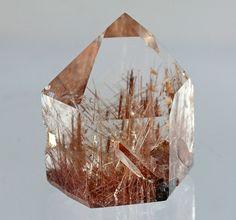 Gem Quartz with Rutiles http://criticalshadows.com/videoportals/crystals/