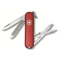Victorinox Classic SD-Red ** Check out this great product by click affiliate link Amazon.com