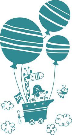 Vinilos infantiles y arte para niños, diseños especialmente creados para los pequeños de la casa siempre de personajes con grandes sonrisas para contagiar a toda la familia y fomentar su creatividad,ven a Decohappy la tienda online y compra el vinilo que más te gusta.