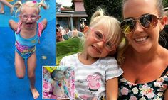 Girl finally says first words after sepsis left her unable to speak