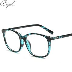 Vintage Retro Round Eyeglasses Women Men Fashion Computer Transparent Eye Glasses Spectacle Frame Female Eyewear for Women