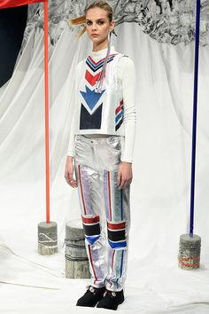 New Designers To Know From London Fashion Week (Vogue.co.uk)