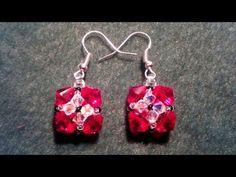 Beading4perfectionists : Basic earrings beginners beading tutorial
