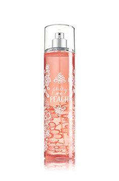 Pretty as a Peach Fine Fragrance Mist - Signature Collection - Bath & Body Works
