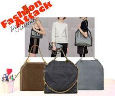 Stella McCartney Falabella bag: let's DIY it