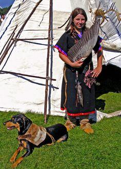Blackfoot Indian Woman | Blackfoot woman | Flickr - Photo Sharing!