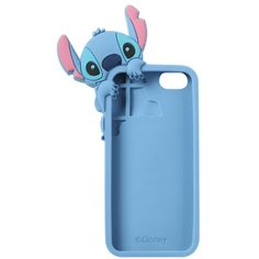 Disney Lilo & Stitch Stitch iPhone 5/5S Case | Hot Topic ($16) ❤ liked on Polyvore featuring accessories, tech accessories, phone cases, phone, tech, cases and disney