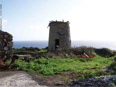 Inventário dos Moinhos de Vento dos Açores Building, Water, Travel, Outdoor, Windmills, Logo, Funny, Gripe Water, Outdoors