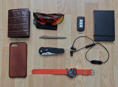 Summer Carry submitted by JJ Apple Leather Case for iPhone 7 Plus - Saddle Brown Apple iPhone 7 Plus Alpina Men's AL-372LBO4V6 Seastrong Diver 300 Chronograph Big Date Analog Display Swiss Quartz Black Watch JBL E25BT Bluetooth In-Ear Headphones Black SOG Specialty Knives & Tools FSA98-CP Flash II Knife with Partially Serrated Folding 3.5-Inch Steel Drop Point Blade and GRN Handle Satin Finish Bugatti Wallet Oakley Men's Turbine Rotor Non-Polarized Iridium Rectangular Sunglasses Grey Ink…