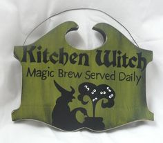 Kitchen Witch: Magic Brew Served Daily