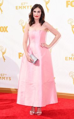 Carice van Houten from 2015 Emmys: Red Carpet Arrivals
