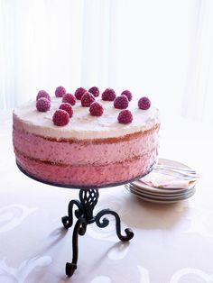 Candy's: Málnás túrómousse torta
