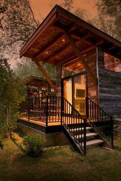 Wheelhouse Cabins in Jackson Hole, Wyoming