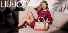 La neo Coniglietta di Playboy è anche Testimonial per Liu Jo primavera estate 2014  #liujo #clothes #dress #vestiti #abbigliamento #moda2014 #fashion#katemoss