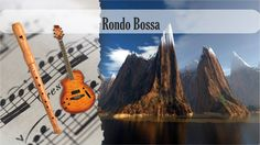 Partitura Rondo Bossa Duo en Flauta Dulce y Guitarra Acústica