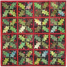 Holly Leaves Small Favorites for All Seasons xxx