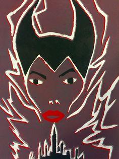"""""""Maleficent"""" van Jasmijn Bijlsma"""